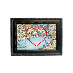 Dunnville Heart Map