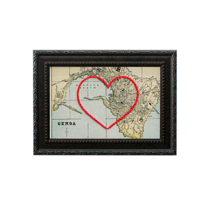 Genoa Heart Map