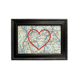 Kawartha Lakes Heart Map