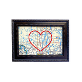 Gracefield Heart Map