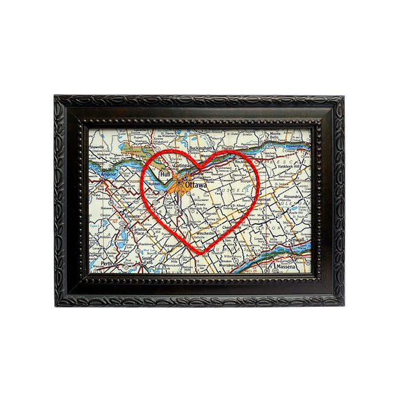 Greely Heart Map