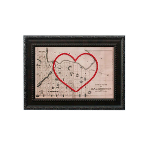 Haliburton Heart Map