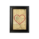 Hammonton Heart Map