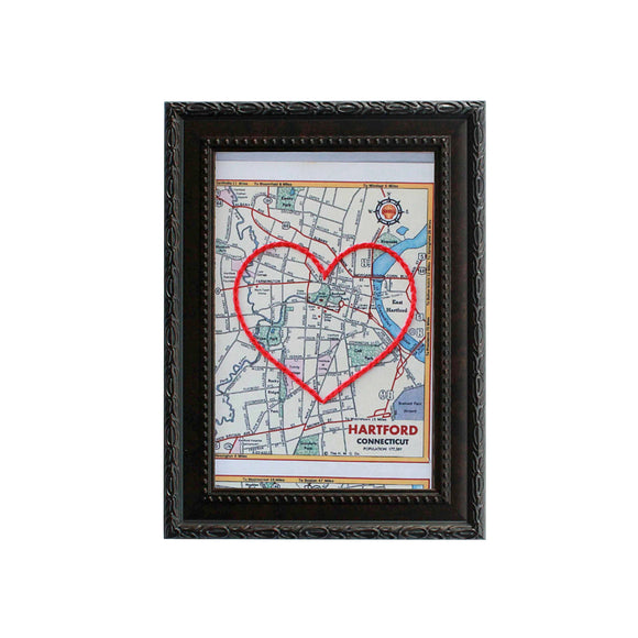 Hartford Heart Map