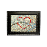 Hawkesbury Heart Map