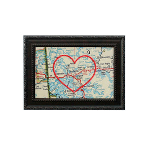 Kenora Heart Map