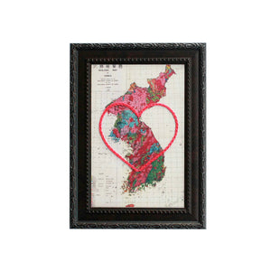 Korea Heart Map