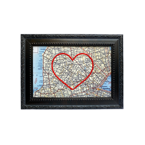 Listowel Heart Map