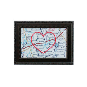 Madoc Heart Map