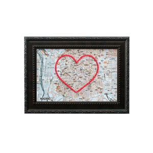 Madrid Heart Map