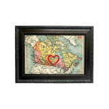 Manitoba Heart Map