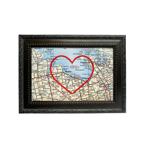 Meaford Heart Map