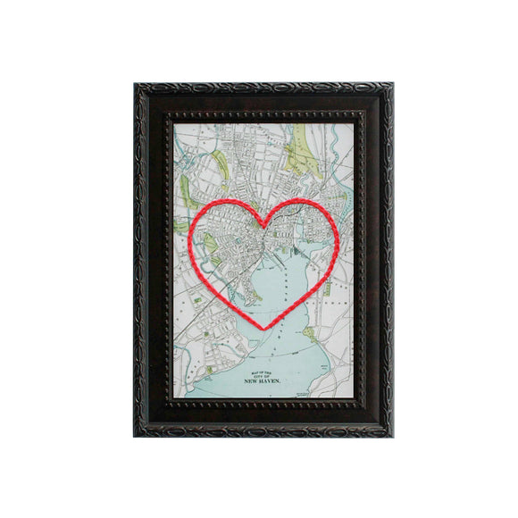 New Haven Heart Map