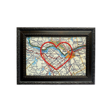 Dunrobin Heart Map