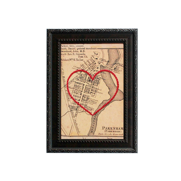 Pakenham Heart Map
