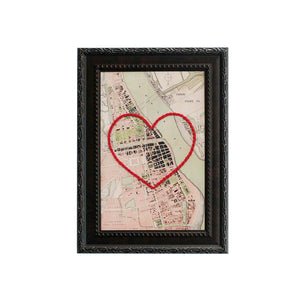 Phnom Penh Heart Map