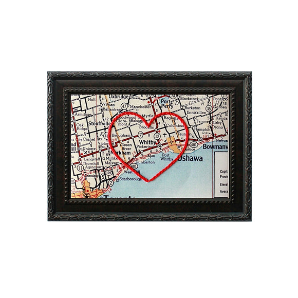 Pickering Heart Map