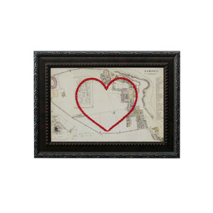 Pompeii Heart Map