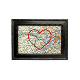Rigaud Heart Map
