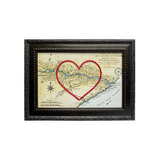 Saguenay Heart Map