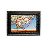 Shelburne, NS Heart Map