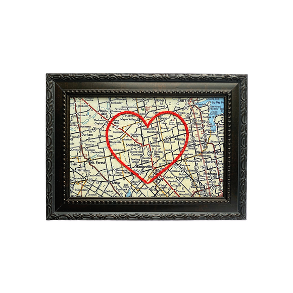 Shelburne Heart Map