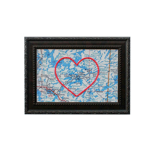 Sioux Lookout Heart Map