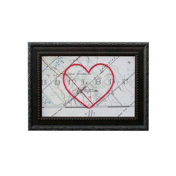 Stittsville Heart Map