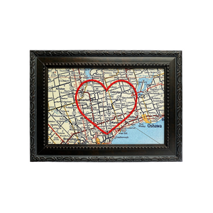 Stouffville Heart Map
