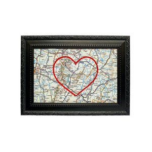 Stowe Heart Map