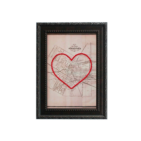 Stratford Heart Map