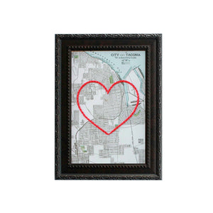 Tacoma Heart Map