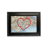 Waterford, ON Heart Map