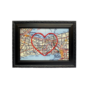 Welland Heart Map