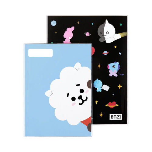BT21 SCHOOLING NOTE SET