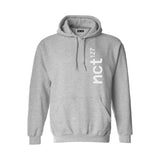 NCT 127 Black Dimension Heather Grey Pullover Hoodie