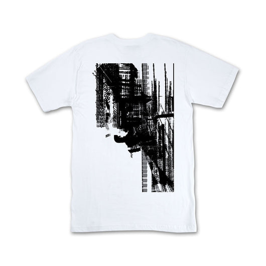 NCT 127 Black Dimension White T-Shirt