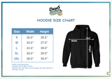 DAY6 LIVE & MEET IN NORTH AMERICA 2017 HOODIE