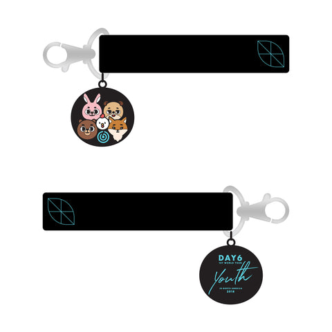 DAY6 1ST WORLD TOUR 'YOUTH' KEY STRAP