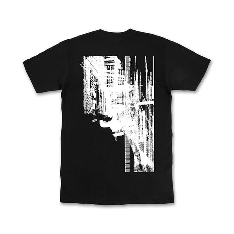 NCT 127 White Dimension Black T-Shirt