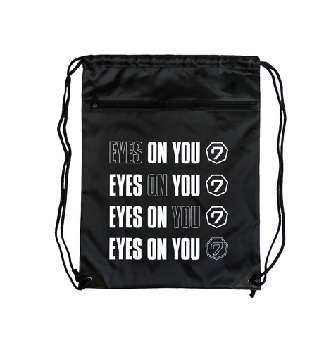 GOT7 'EYES ON YOU' DRAWSTRING BAG