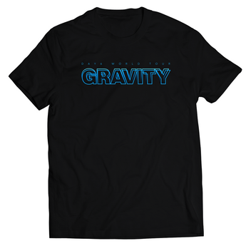 DAY6 'GRAVITY' T-SHIRT BLACK