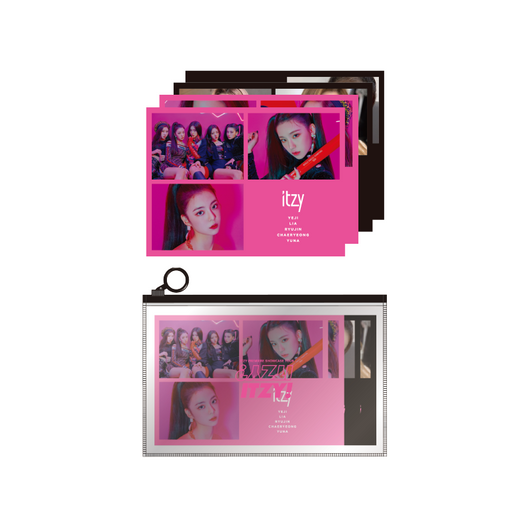 'ITZY? ITZY!' SHOWCASE TOUR OFFICIAL PHOTO PACKAGE