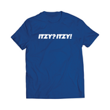 'ITZY? ITZY!' SHOWCASE TOUR T-SHIRT ROYAL BLUE