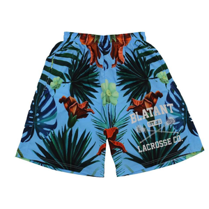 Blatant Lacrosse Hawaiian Bathing Suit