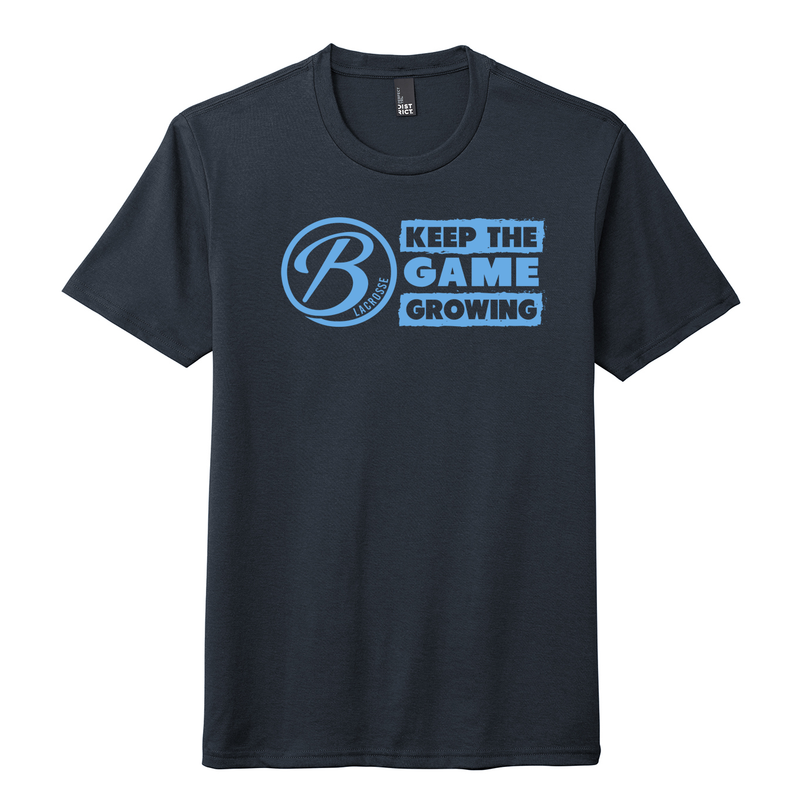 Blatant Lacrosse Keep The Game Growing TShirt