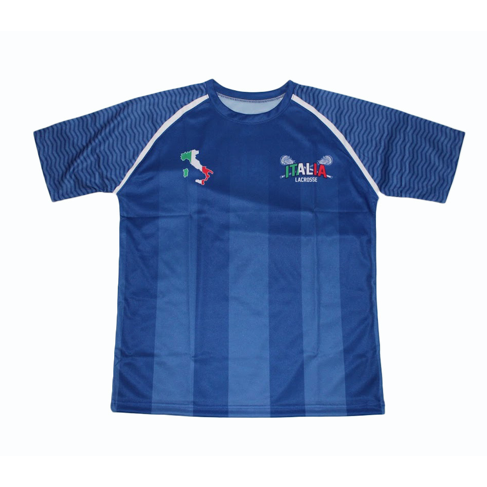 Heritage Collection: Italia Lacrosse Shooting Shirt