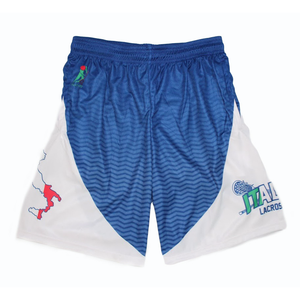 Heritage Collection: Italia Lacrosse Shorts