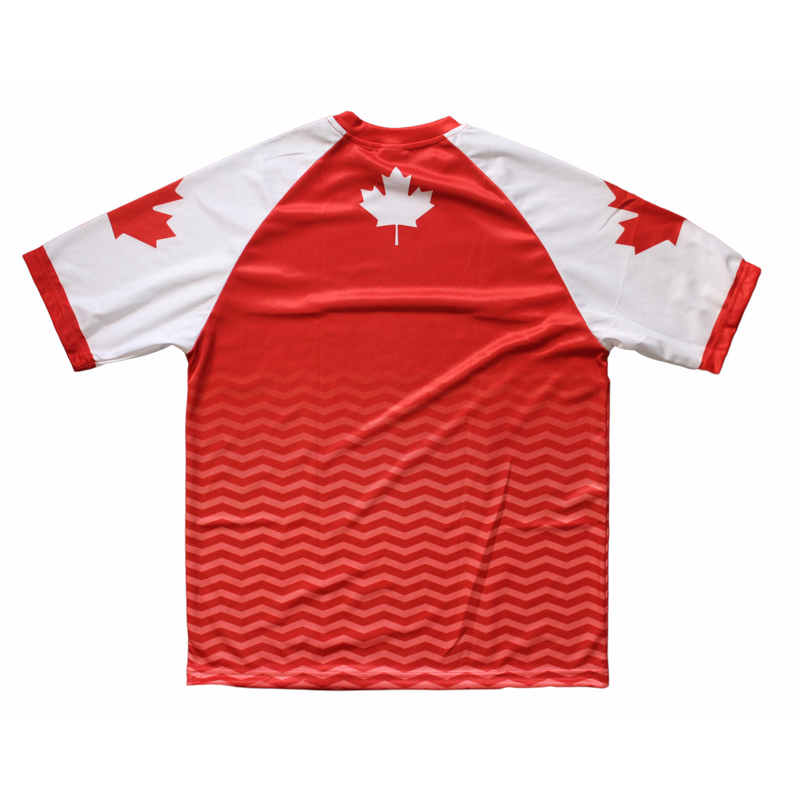 Heritage Collection: Canada Lacrosse Shooting Shirt