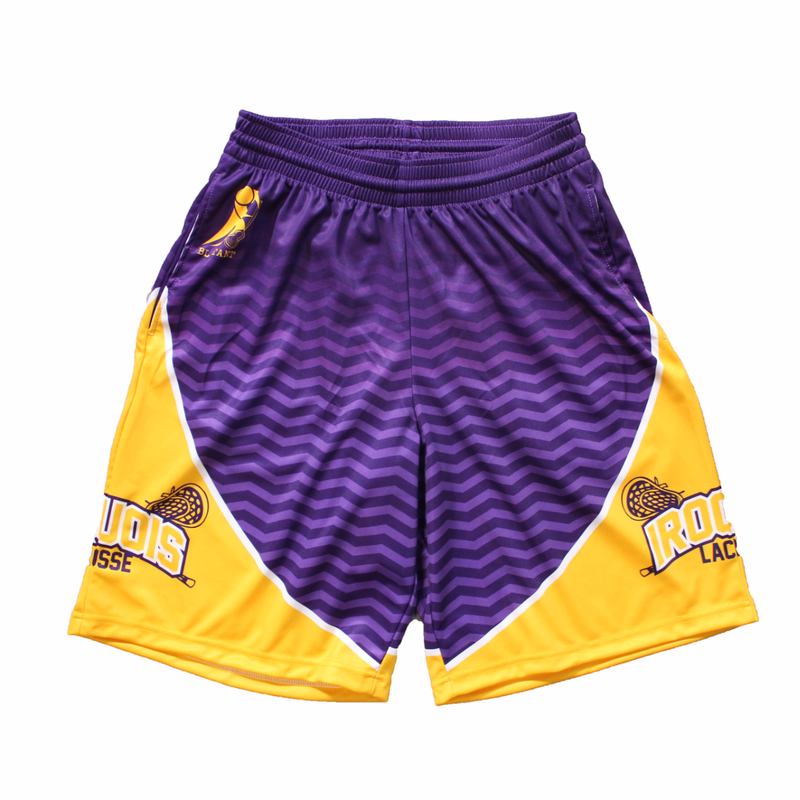 Heritage Collection: Iroquois Lacrosse Shorts